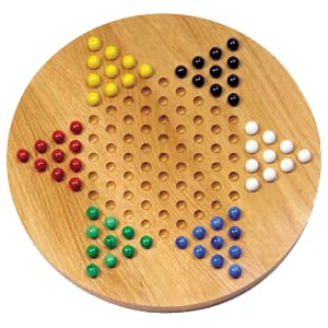 Real Chinese Checkers by jcdb.fr