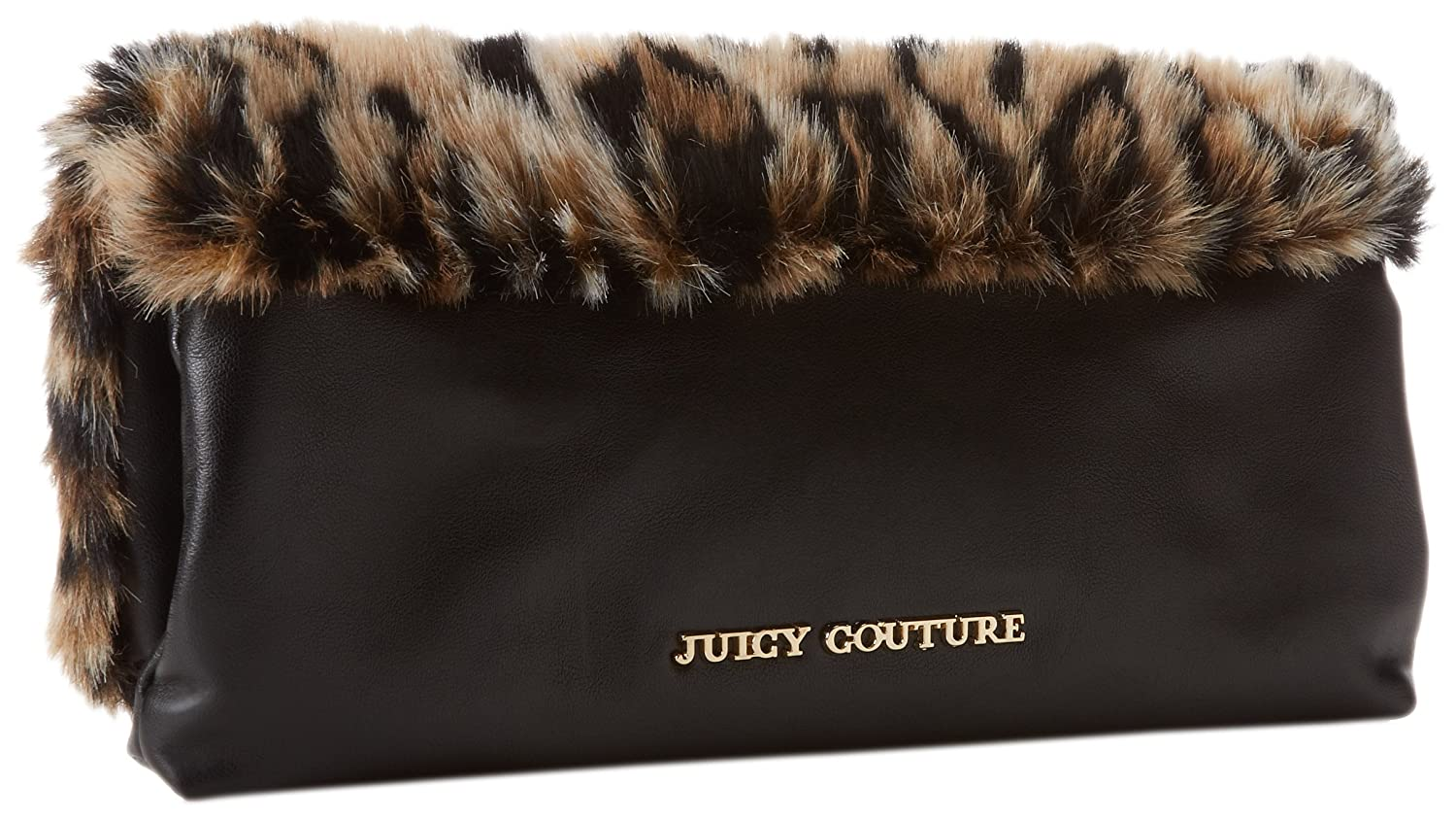 Клатч Juicy Couture Hollywood Hills Faux Fur Clutch Clutch