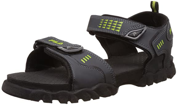 Fila Men's Silvia Sandals and Floaters at amazon
