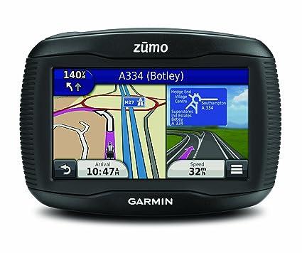 Garmin Zumo 310 - GPS Moto écran 4.3 pouces - Carte France Benelux