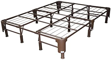 Comfort Revolution Premium Steel Mattress Foundation KING