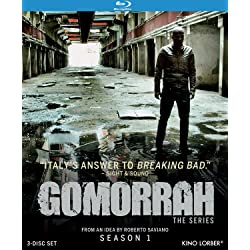 Gomorrah: The Series Season 1 [Blu-ray]
