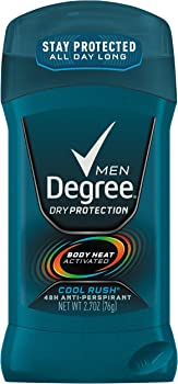 6-Pk. Degree Men Dry Protection Antiperspirant