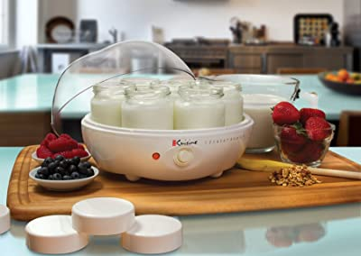 Euro Cuisine YM80 Yogurt Maker Via Amazon