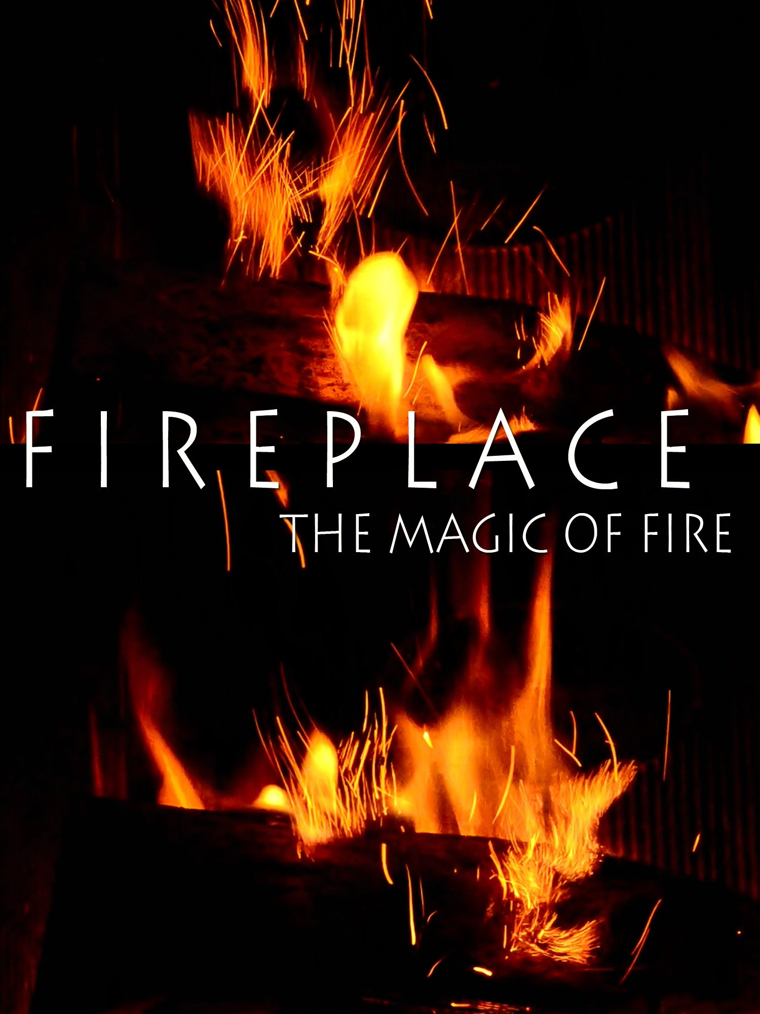 Fireplace. The Magic of Fire on Amazon Prime Instant Video UK