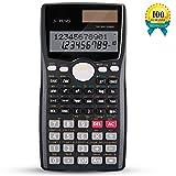 Scientific Calculators, KDT 2-Line Engineering Calculator Two Way Power Standard Function Calculators