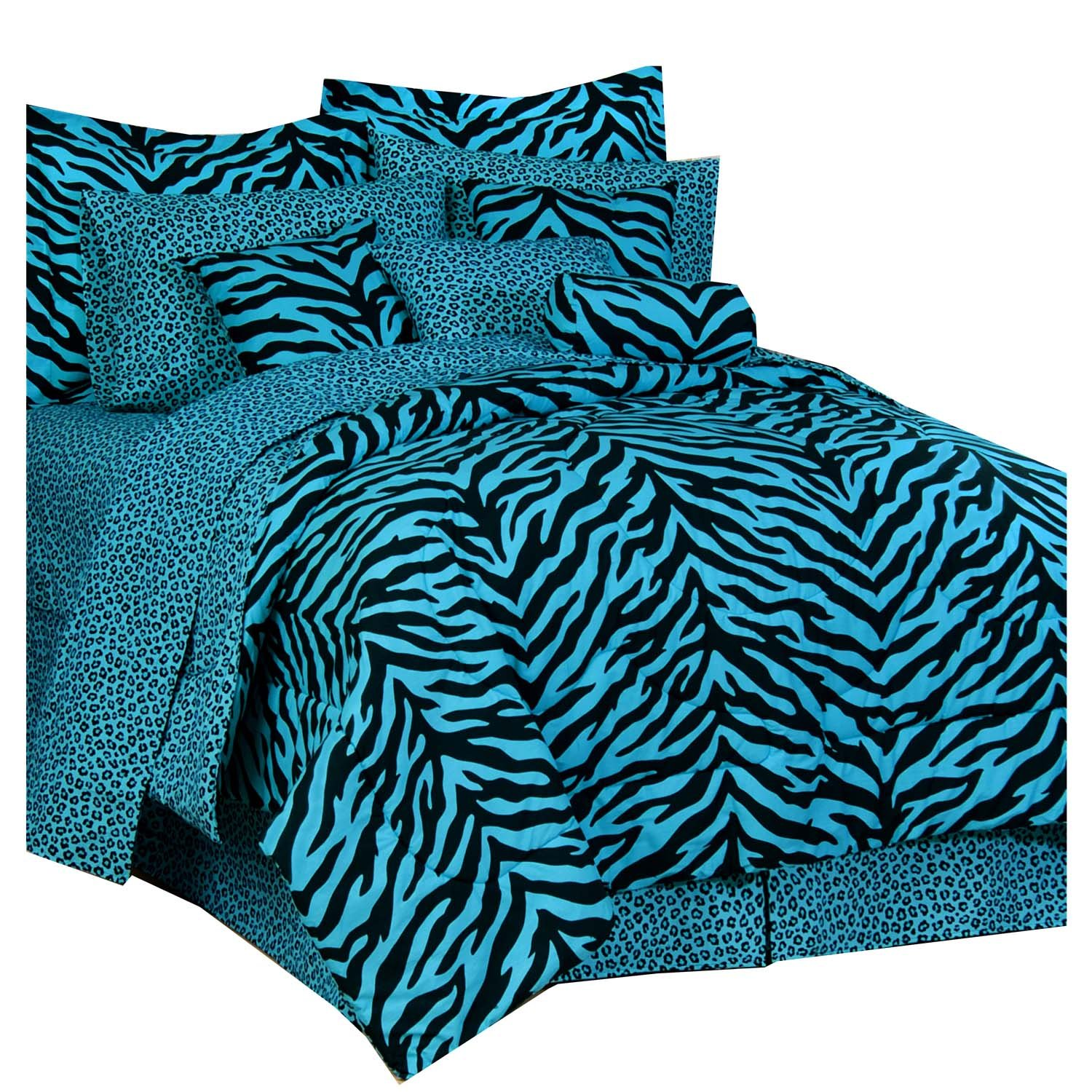 Bedding zebra print archives bedroom decor ideas Zebra print bedding