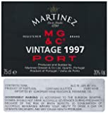 1997 Martinez Vintage Port 750 mL