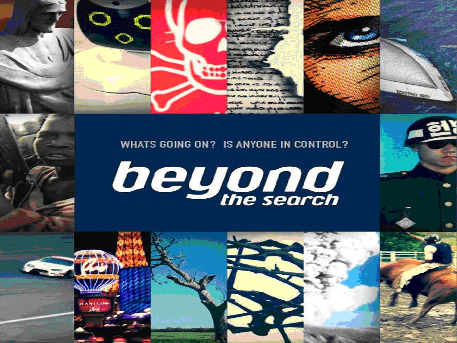 Beyond The Search - Season 1