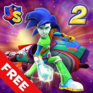 Math Blaster HyperBlast 2 HD Free from Knowledge Adventure