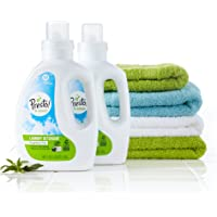 2-Pack Presto! 96% Biobased Concentrated Liquid Laundry Detergent, Fragrance Free, 106 Loads