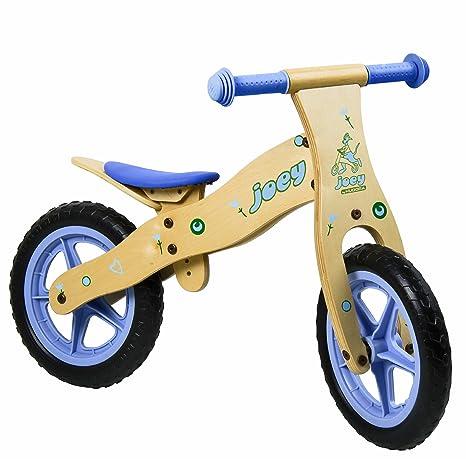 Hudora - 10148 - Vélo en Bois Joey Flitzkidz 2.0
