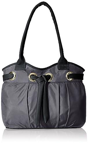 Meridian Shine Women's Shoulder bag Grey (Mrb-074)