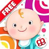 幼児用言語学習123(無料版) - タッチして遊ぶ幼児用フラッシュカード