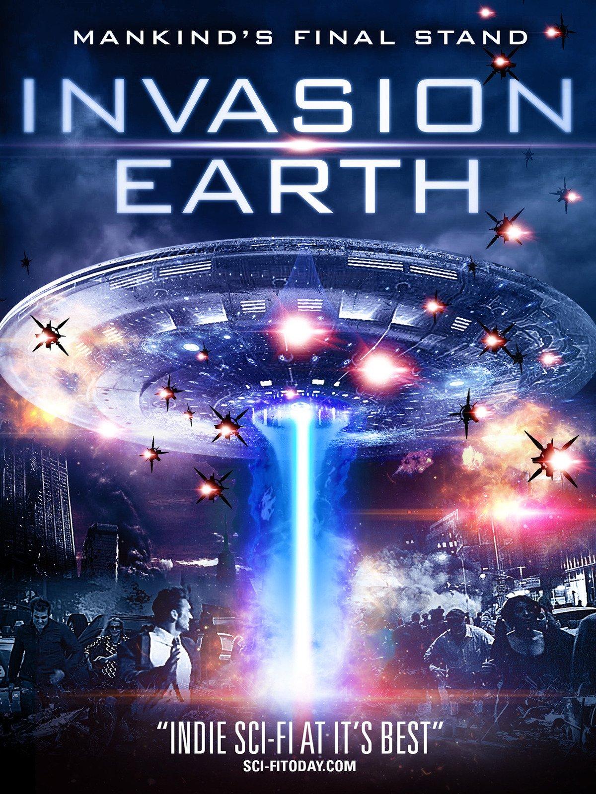 Invasion Earth on Amazon Prime Video UK