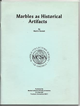 Marbles as historical artifacts