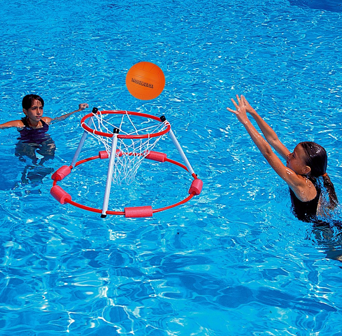 Sport-Thieme Wasser-Basketball-Set