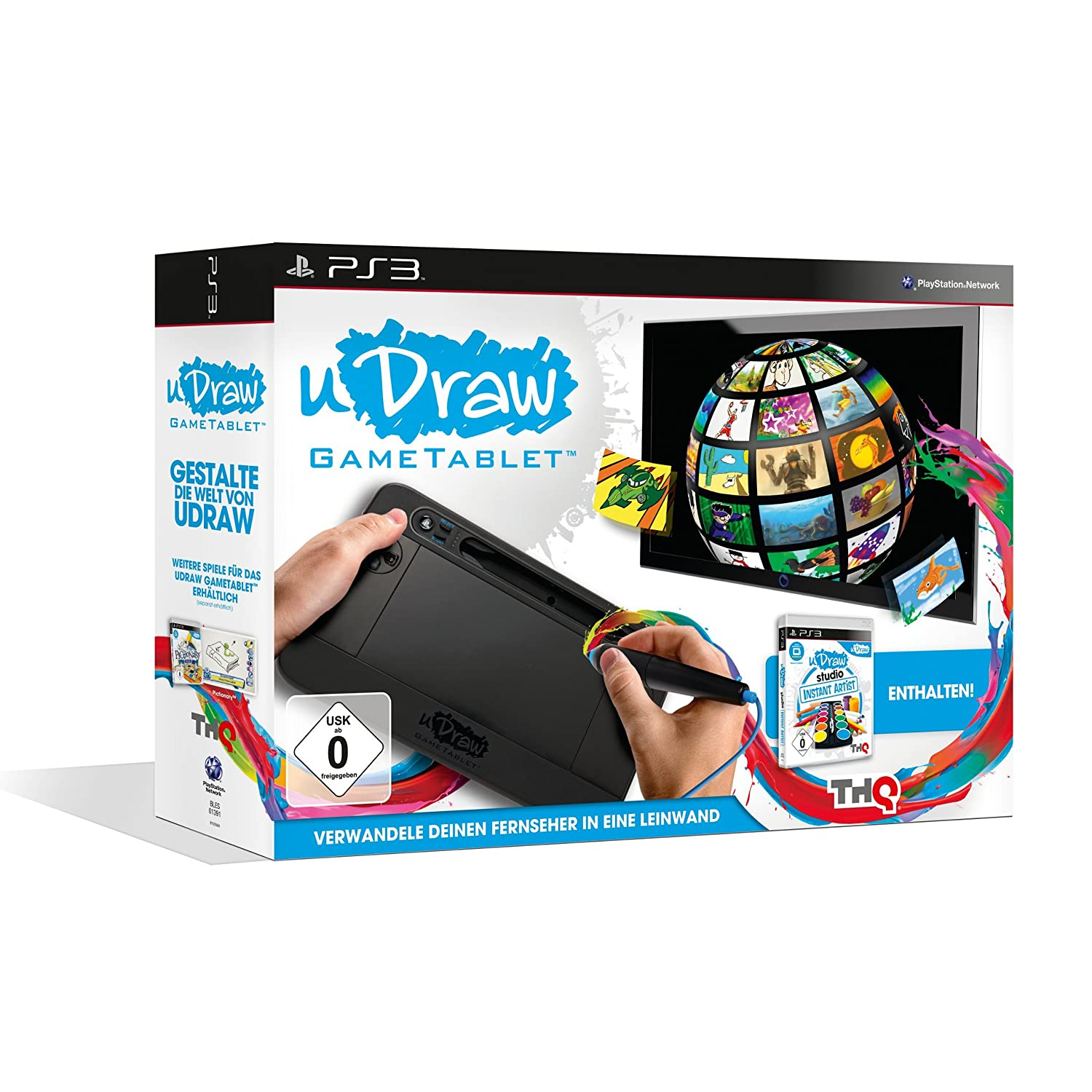 uDraw GameTablet PS3
