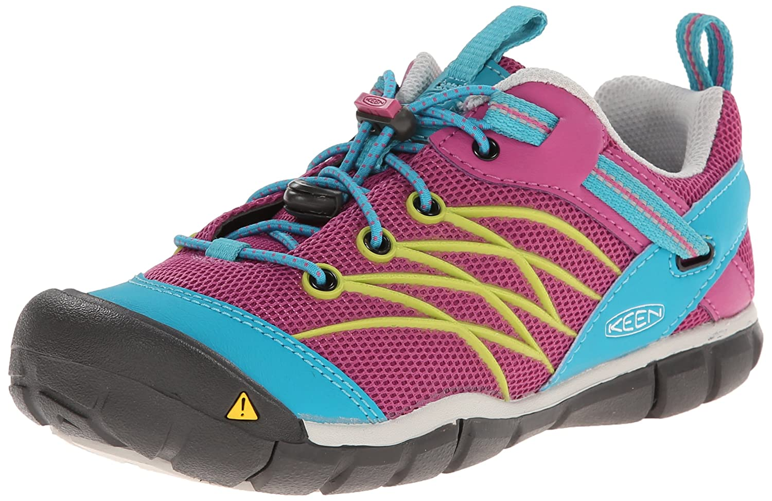 KEEN Chandler CNX Hiking Shoe (Toddler/Little Kid/Big Kid) soccer shoe toddler little kid big kid synthetic leather upper rubber soles 31 44casual outdoor indoor light weight running