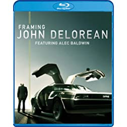 Framing John DeLorean [Blu-ray]