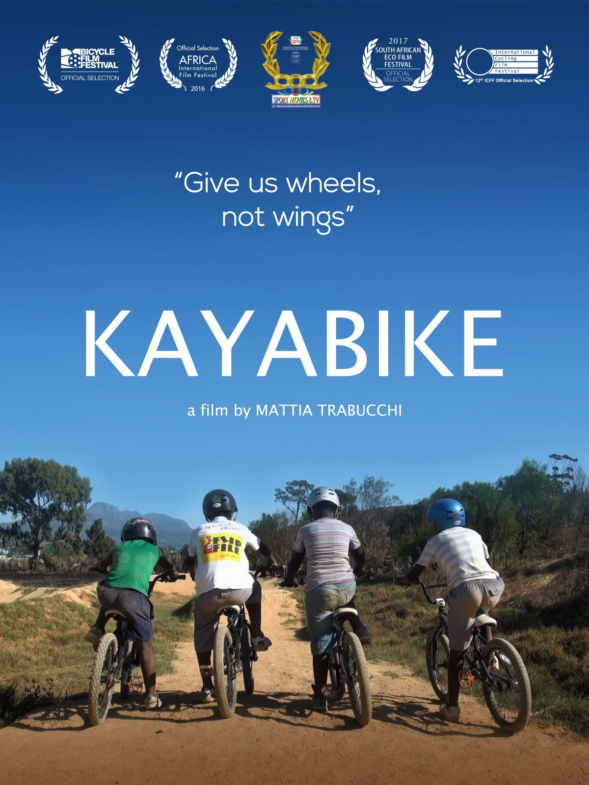 Kayabike on Amazon Prime Video UK