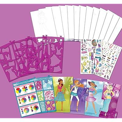 Regular Sketchbook - Fashion Collection
