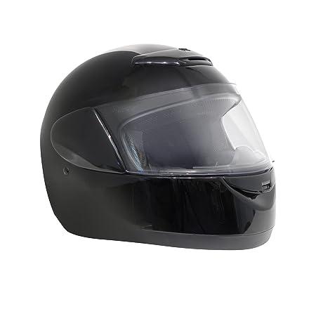 Motorx 4290101 Casque de moto Taille M (Noir)