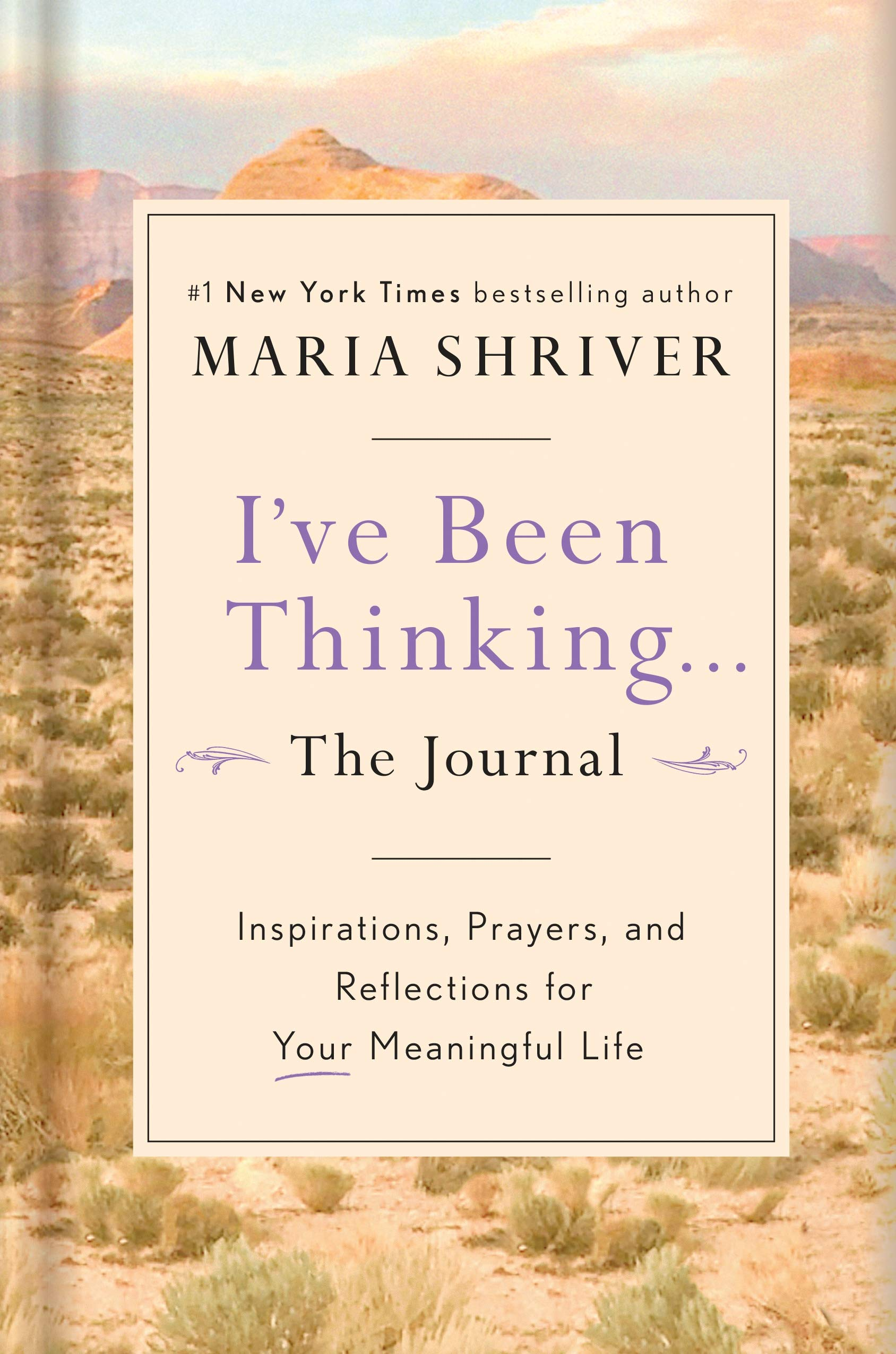 Buy Been Thinking Journal Now!