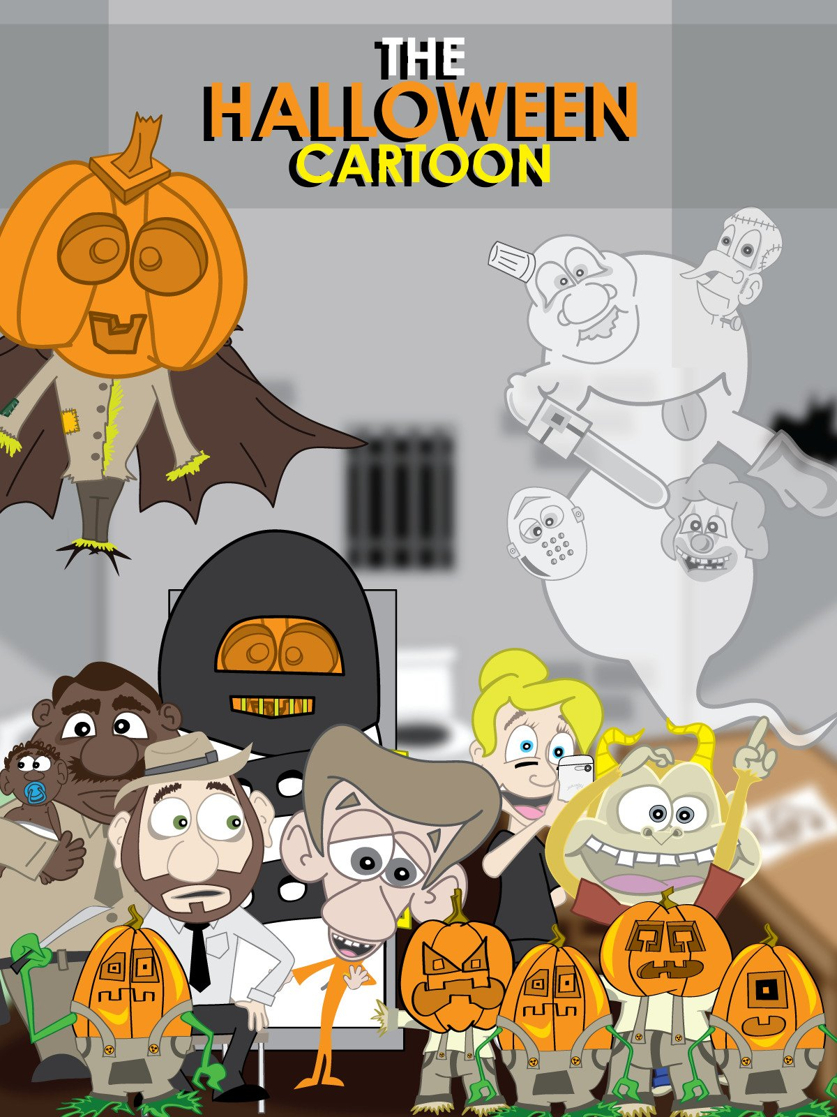 The Halloween Cartoon