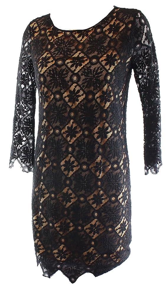 Studio M Lace Lined Dress