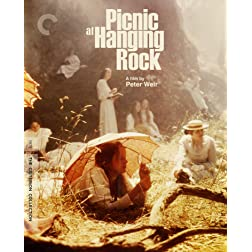 Picnic at Hanging Rock The Criterion Collection [Blu-ray]