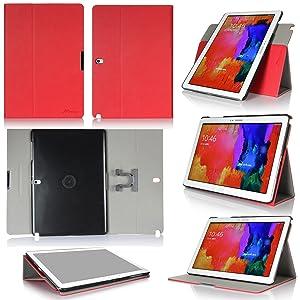 GearIT Samsung Galaxy Tab Pro / Note Pro 12.2 12,2 caso carcasas cubierta funda folio de piel  Electrónica Comentarios y más información