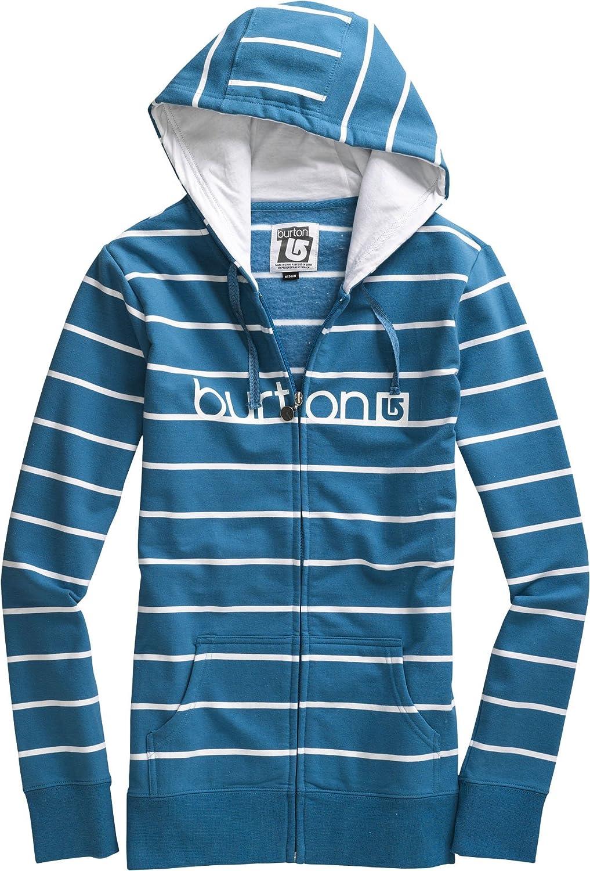 Burton Damen Kapuzenjacke Her Logo Yarn Dye Fullzip kaufen