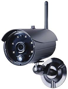 Smartwares Safety 720P HD Plug und Play WiFi Netzwerk mit SDKartenslot Aufnahmefunktion, IP66 geschützt, C935IP  BaumarktKritiken und weitere Infos