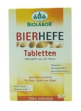 Sale Biolabor Bierhefe Tabletten 400st Bestseller Firchjeuity