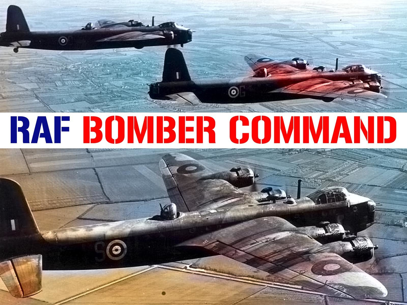 RAF Bomber Command on Amazon Prime Video UK