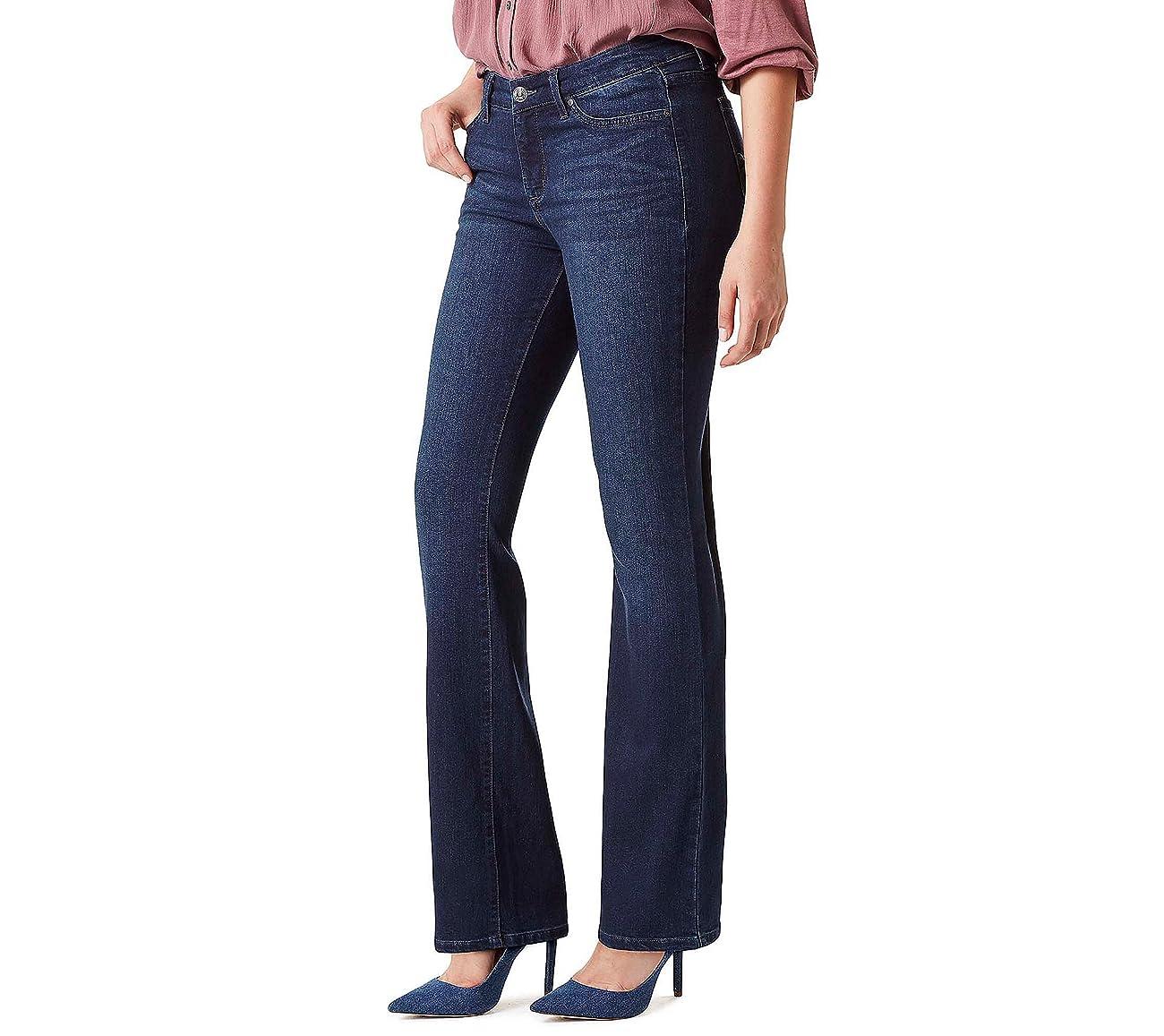 Vintage America Boho Bootcut Jeans 0