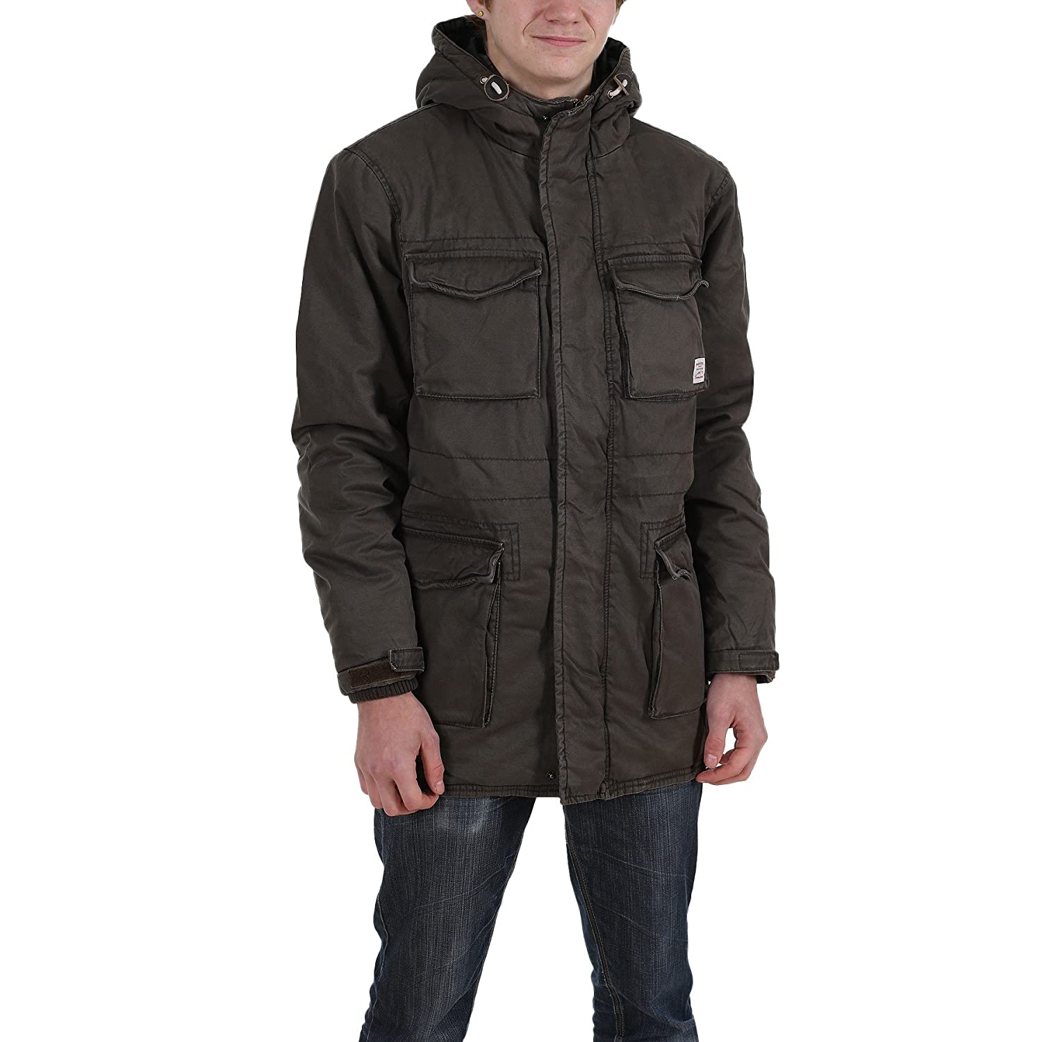 Jack & Jones Winterjacke Value JKT 10-11-12 JJVC DNA turkish coffee/regular fit online kaufen