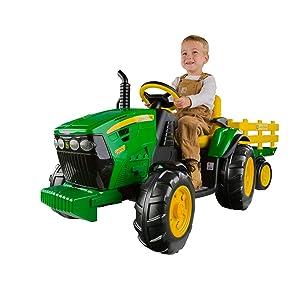 Peg Perego John Deere Tractor