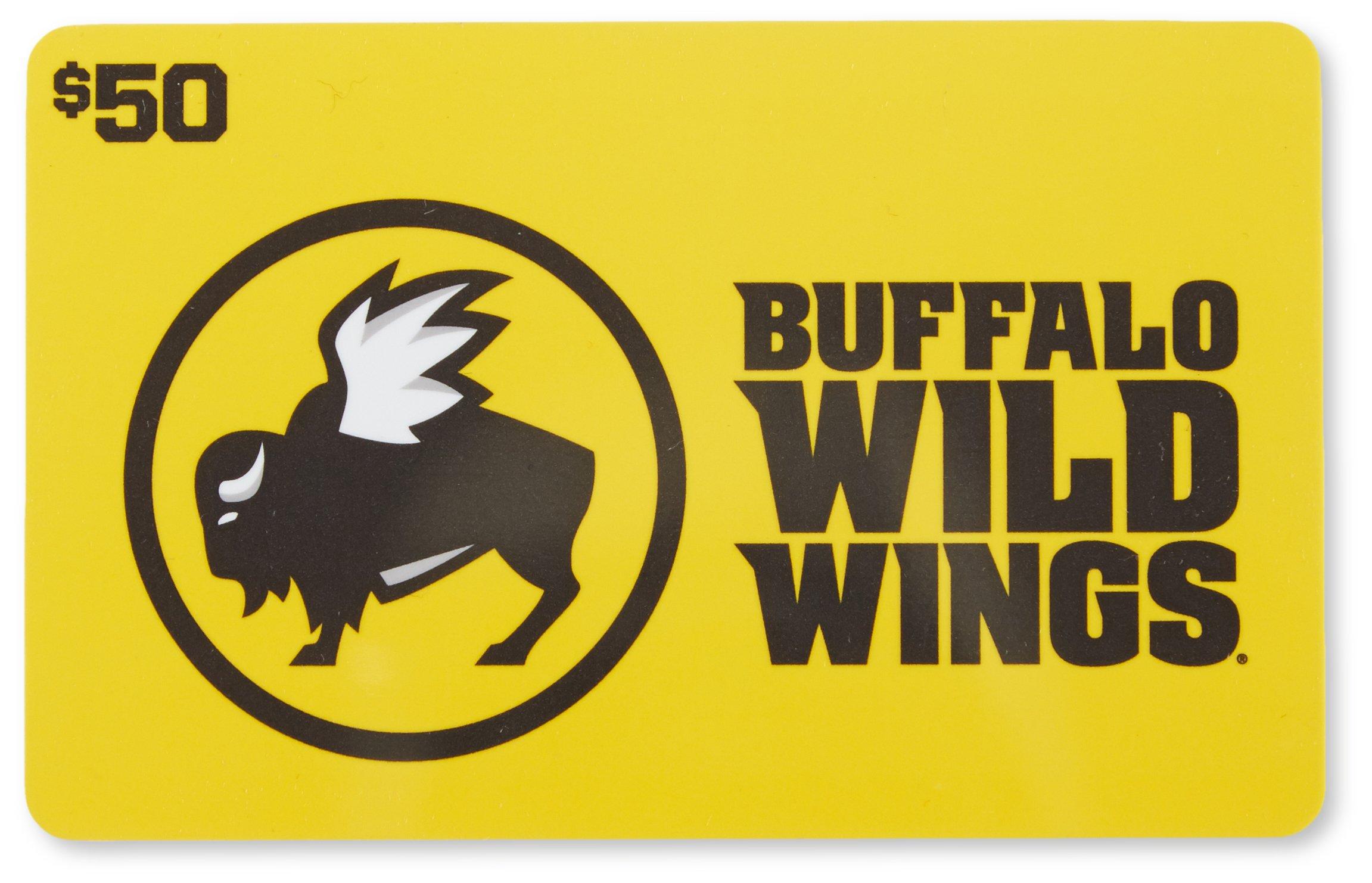 Buy Buffalo Wild Wings Gift Now!