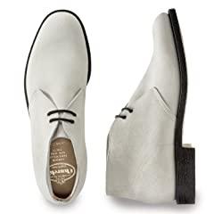 Sahara Crepe Sole: White