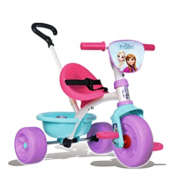 Smoby - 444223 - La Reine Des Neiges Frozen - Tricycle Be Move