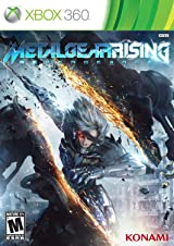 Metal Gear Rising Revengeance. Xbox 360