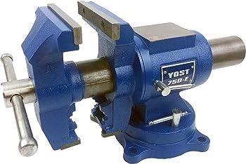 Yost 750-E Rotating Bench Vise