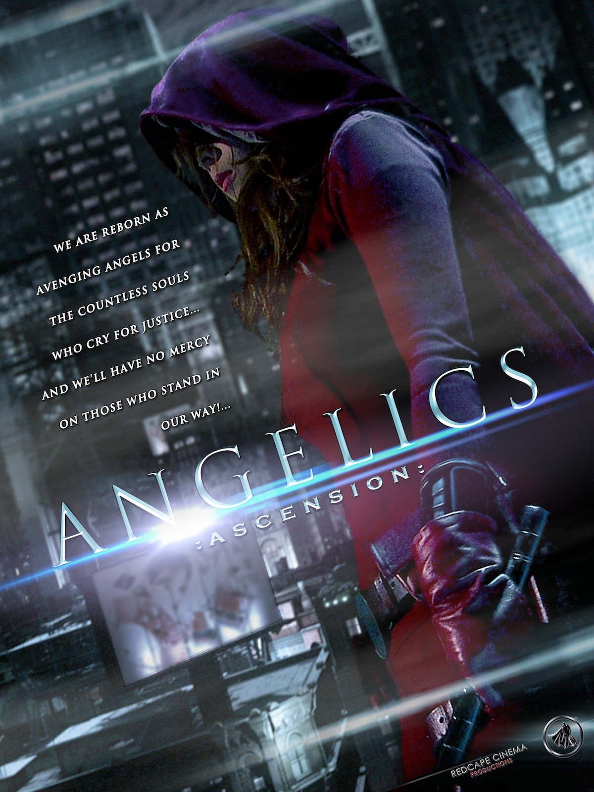 Angelic: Ascension on Amazon Prime Instant Video UK
