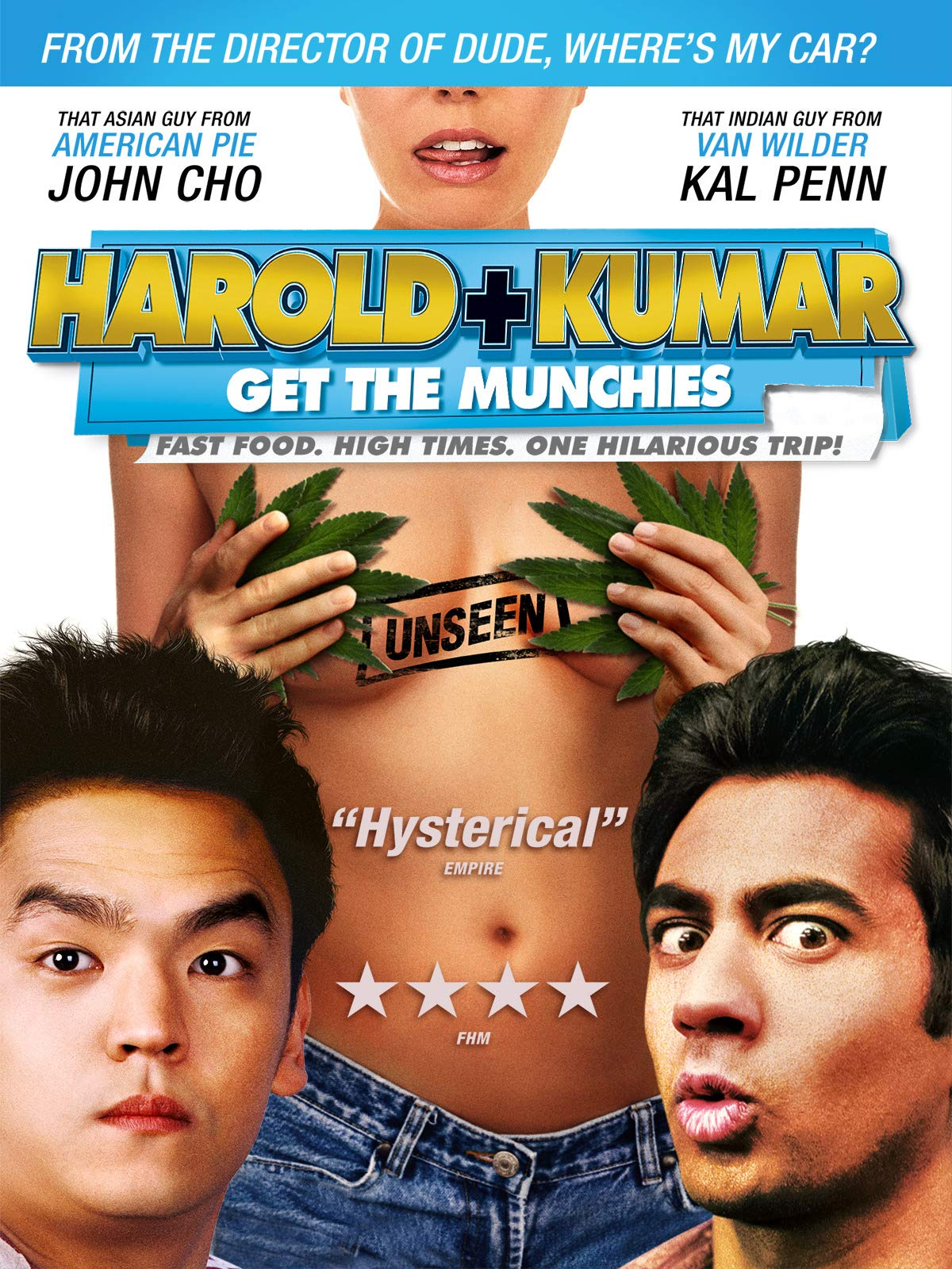 Harold & Kumar Get The Munchies