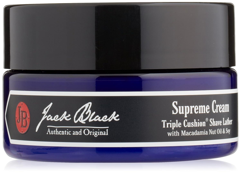 shaving cream - Jack Black Supreme Cream Triple Cushion
