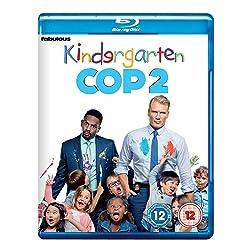 Kindergarten Cop 2 [Blu-ray]