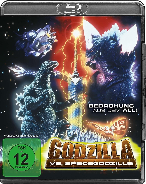 Godzilla vs. Spacegodzilla, Blu-ray