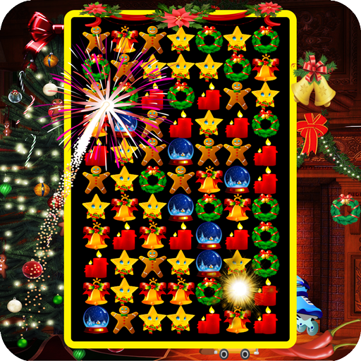 Xmas Crunch Match 3 Blitz (My Mystic Gems compare prices)